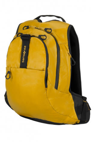 Laptop Backpack L 39.6cm/15.6inch Mustard