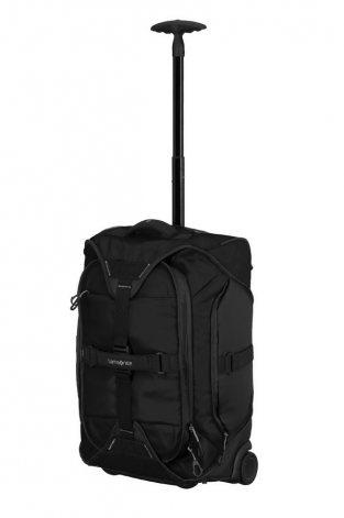 Duffle on Wheels 55cm/20inch Backpack Black