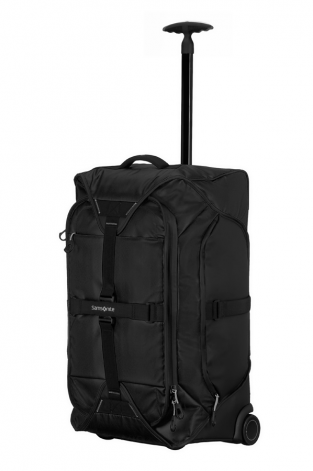 Duffle on Wheels 67cm/24inch Black