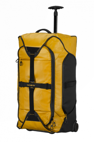 Duffle on Wheels 79cm/29inch Mustard