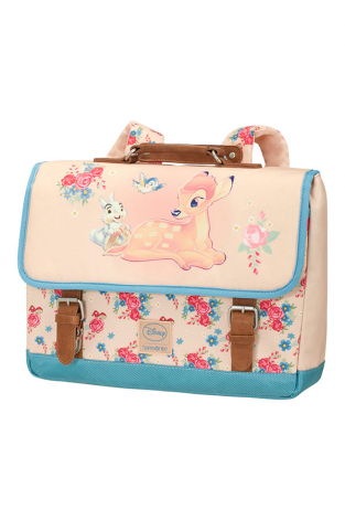 Mochila Escolar Infantil S Disney Bambi Treasure | Samsonite