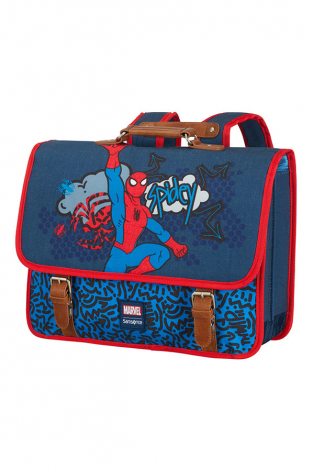 Mochila Escolar Spiderman | Samsonite