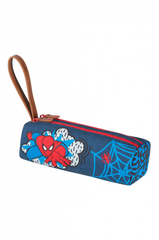 Estojo Escolar Spiderman | Samsonite