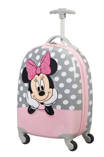 Mala de Cabine 46cm c/ 4 Rodas Disney Minnie Purpurinas - Disney Ultimate 2.0 | Samsonite.pt