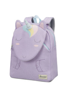 Mochila Infantil S+ Unicorn Lily - Happy Sammies | Samsonite