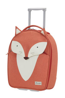 Mala de Cabine Infantil 45cm c/ 2 Rodas Fox William  - Happy Sammies | Samsonite