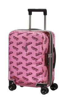 Mala de Cabine Infantil 46cm c/ 4 Rodas Barbie | Neopulse Barbie | Samsonite