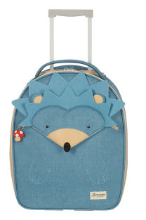 Mala de Cabine Infantil 45cm c/ 2 Rodas Hedgehog Harris - Happy Sammies | Samsonite