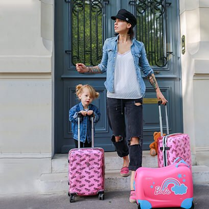 Comprar por look - Barbie | Samsonite