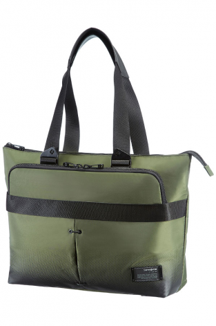 Horizontal Shoulder Bag 39.6cm/15.6inch Urban Green