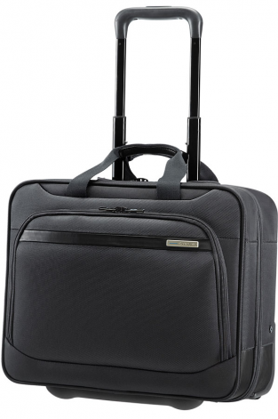 Office Case with Wheels 15.6 Black   Samsonite - Loja Online Oficial 2d2d4d5396