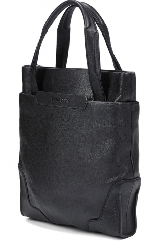 Vertical Tote 14.1'' Black
