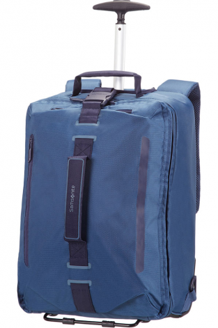 Laptop Backpack with Wheels Navy/Blue